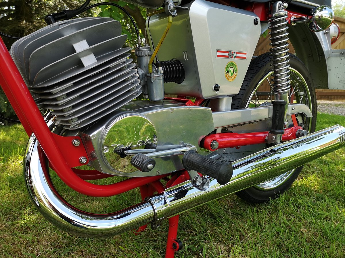 1970 Puch M125 Motorcycle For Sale For Sale (picture 4 of 6)