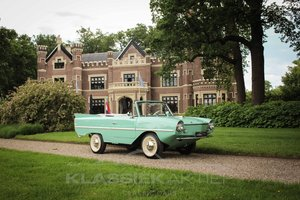 1964 Very rare and beautiful Amphicar 770 For Sale