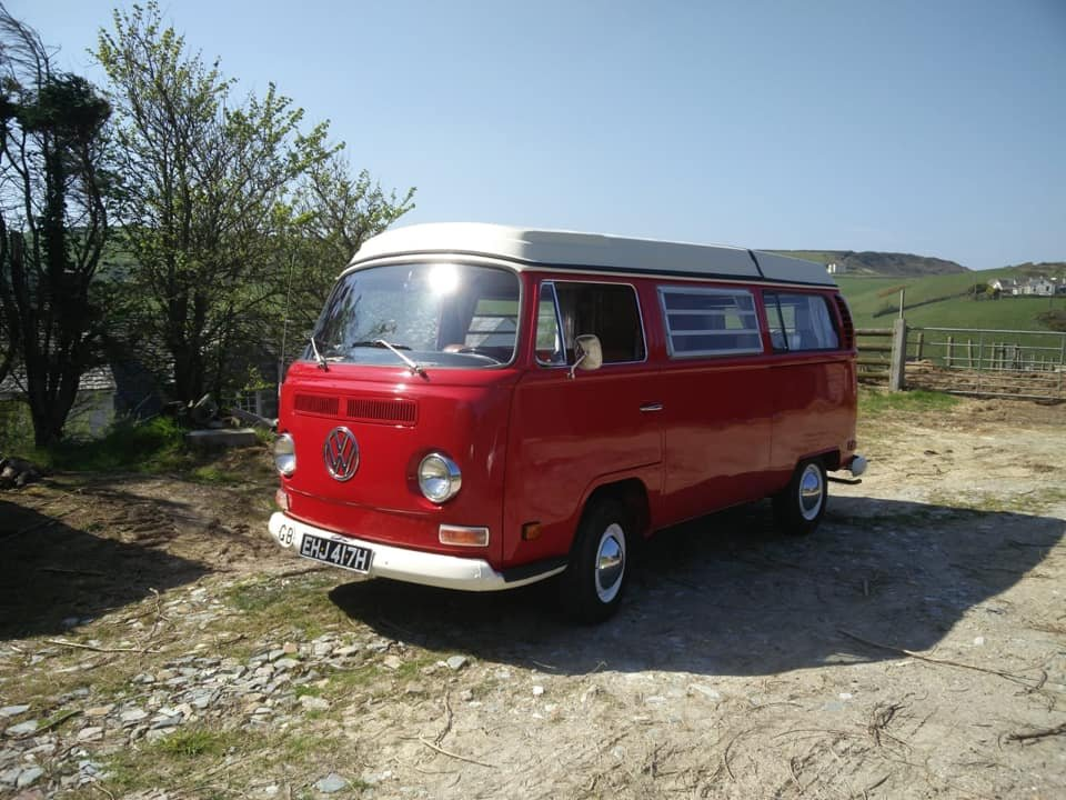 1970 Westfalia  For Sale (picture 1 of 6)