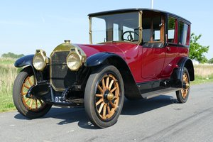Picture of Locomobile Model 38 Limousine 1917 SOLD