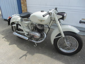 Picture of 1963 ALPINO ITALIAN MOTORCYCLE 125 cc  For Sale