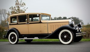 Pierce Arrow Model 125 4 Door Sedan 1929 For Sale
