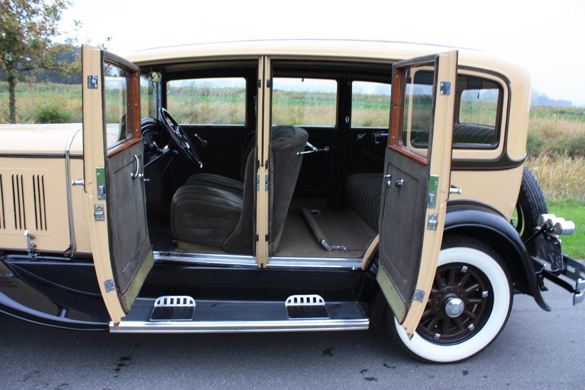 Pierce Arrow Model 125 4 Door Sedan 1929 For Sale (picture 4 of 6)