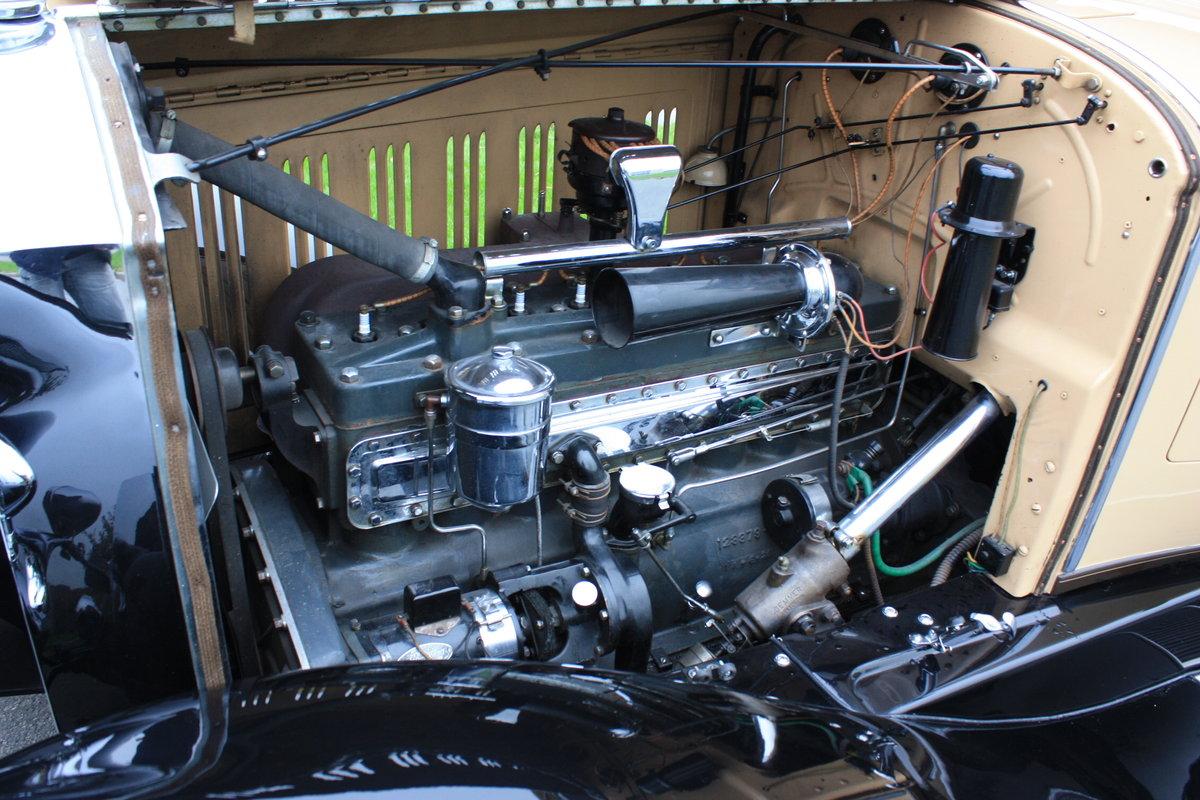 Pierce Arrow Model 125 4 Door Sedan 1929 For Sale (picture 6 of 6)