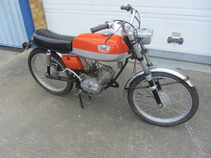 Picture of MOTO MORINI 50 cc MOTORCYCLE 1971 MODEL For Sale