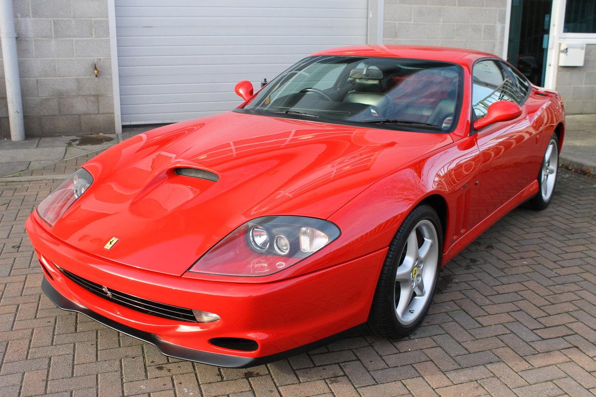 Ferrari 550 Maranello (All Models) Servicing & Maintenance For Sale (picture 1 of 4)
