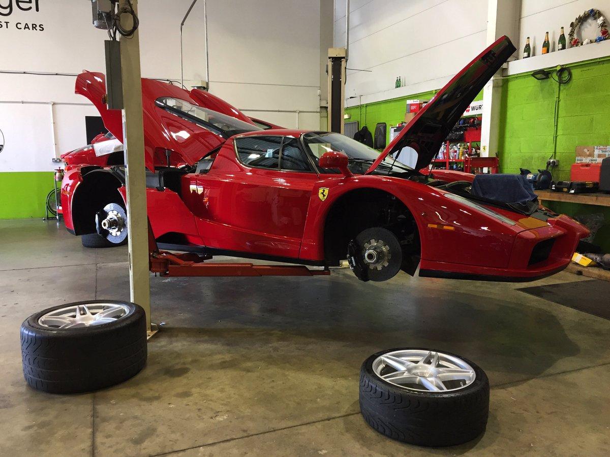 Ferrari 550 Maranello (All Models) Servicing & Maintenance For Sale (picture 3 of 4)