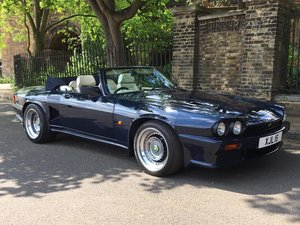 1989 Lister Mark III Convertible For Sale