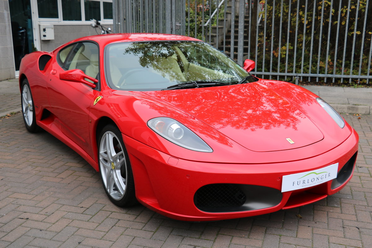 Ferrari F430 (All Models) Servicing & Maintenance  For Sale (picture 1 of 5)