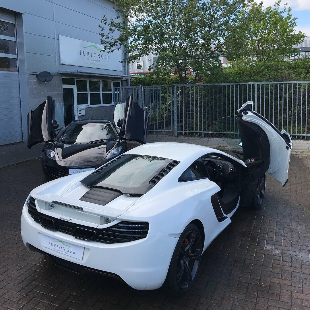 McLaren 12C (All Models) Servicing + Maintenance  For Sale (picture 1 of 6)