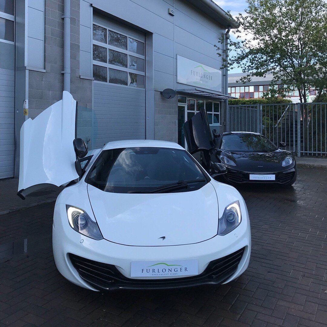 McLaren 12C (All Models) Servicing + Maintenance  For Sale (picture 2 of 6)