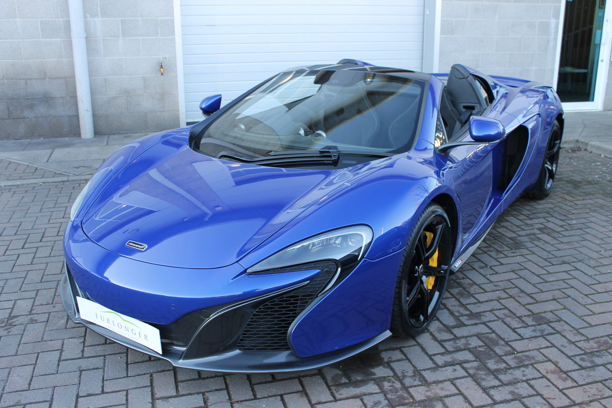 McLaren 650S (All Models) Servicing & Maintenance  For Sale (picture 1 of 6)