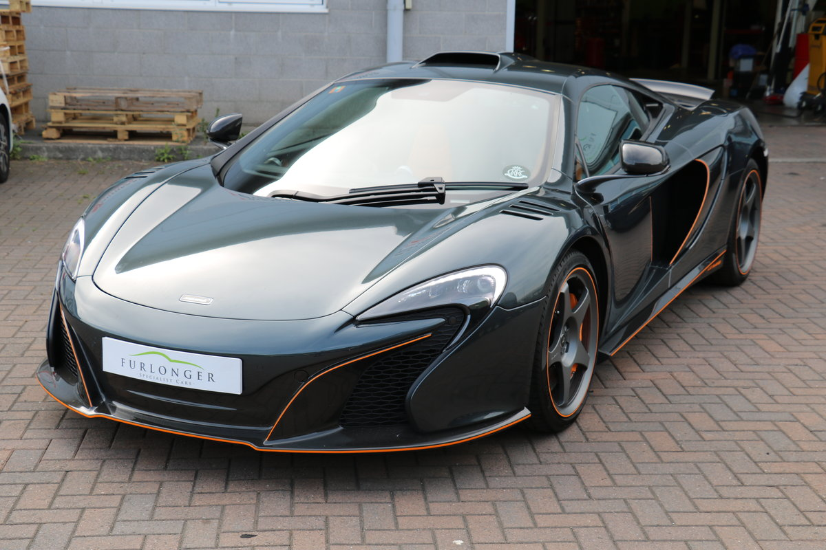 McLaren 650S (All Models) Servicing & Maintenance  For Sale (picture 2 of 6)