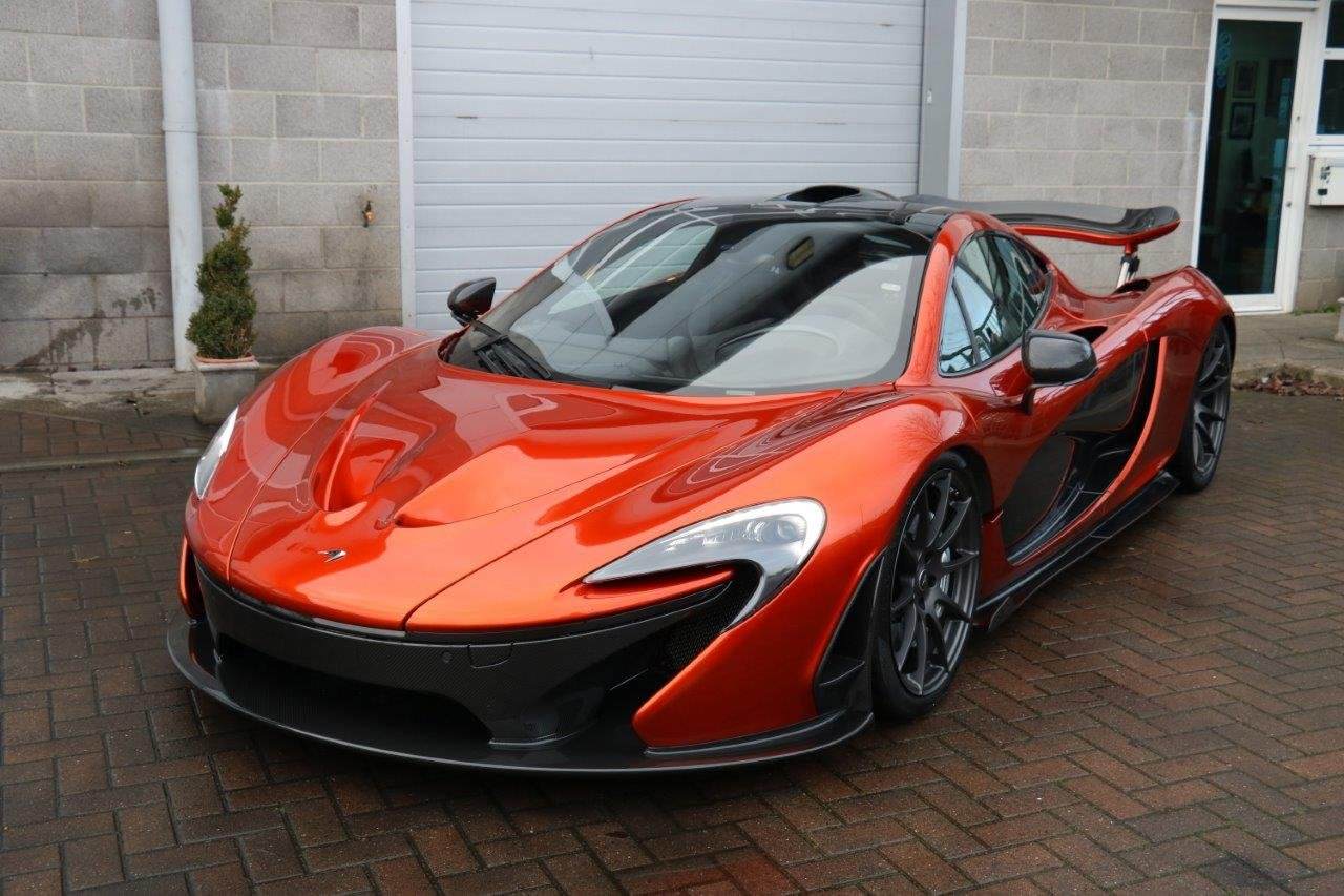 McLaren P1 Servicing & Maintenance  For Sale (picture 1 of 6)