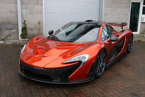 McLaren P1 Servicing & Maintenance