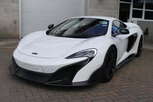 McLaren 675 LT Servicing & Maintenance  For Sale