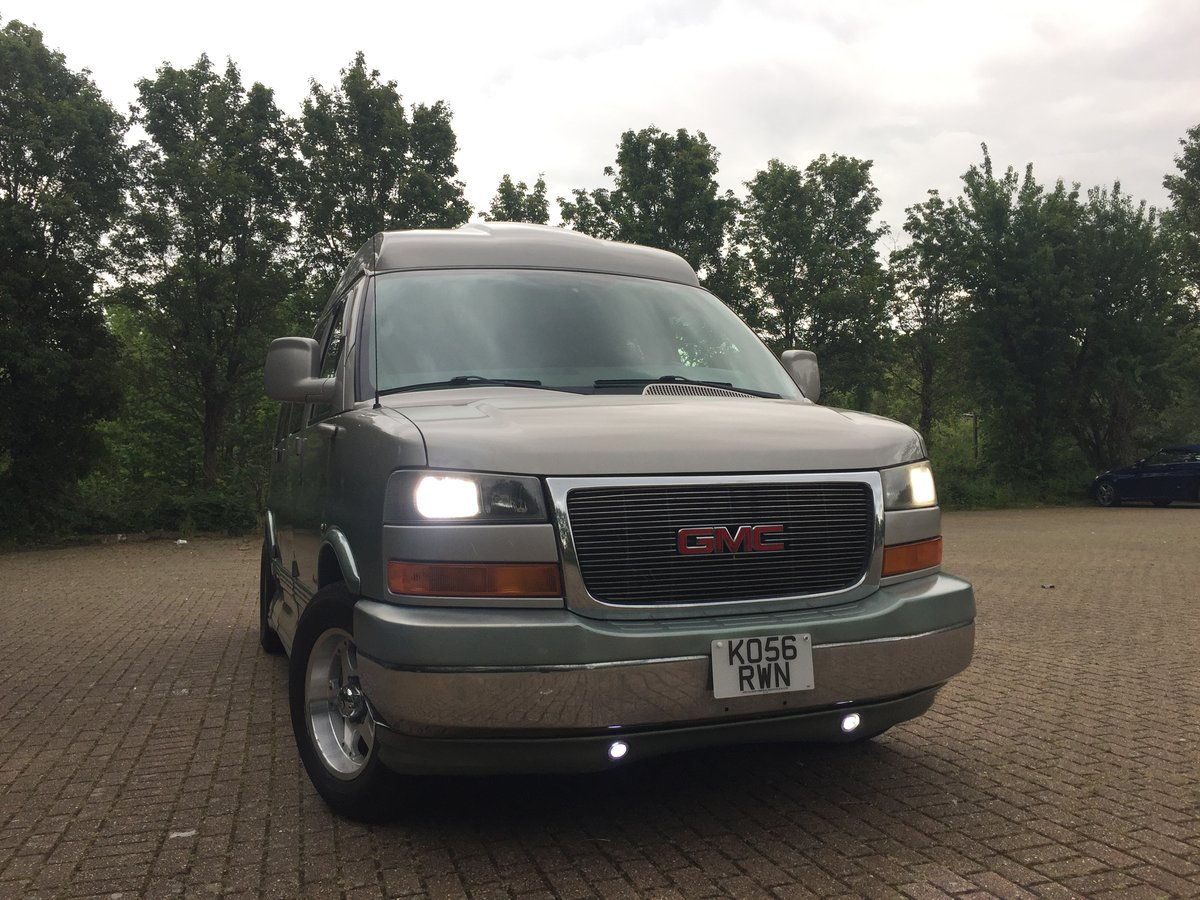 2007 GMC Savana AWD,American Day Van,Camper,MPV For Sale (picture 1 of 6)