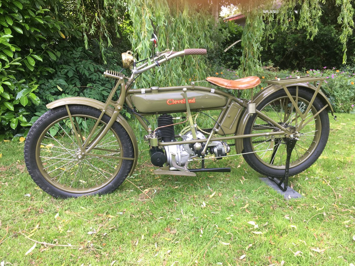 Cleveland A2 de luxe 1920 For Sale (picture 2 of 6)