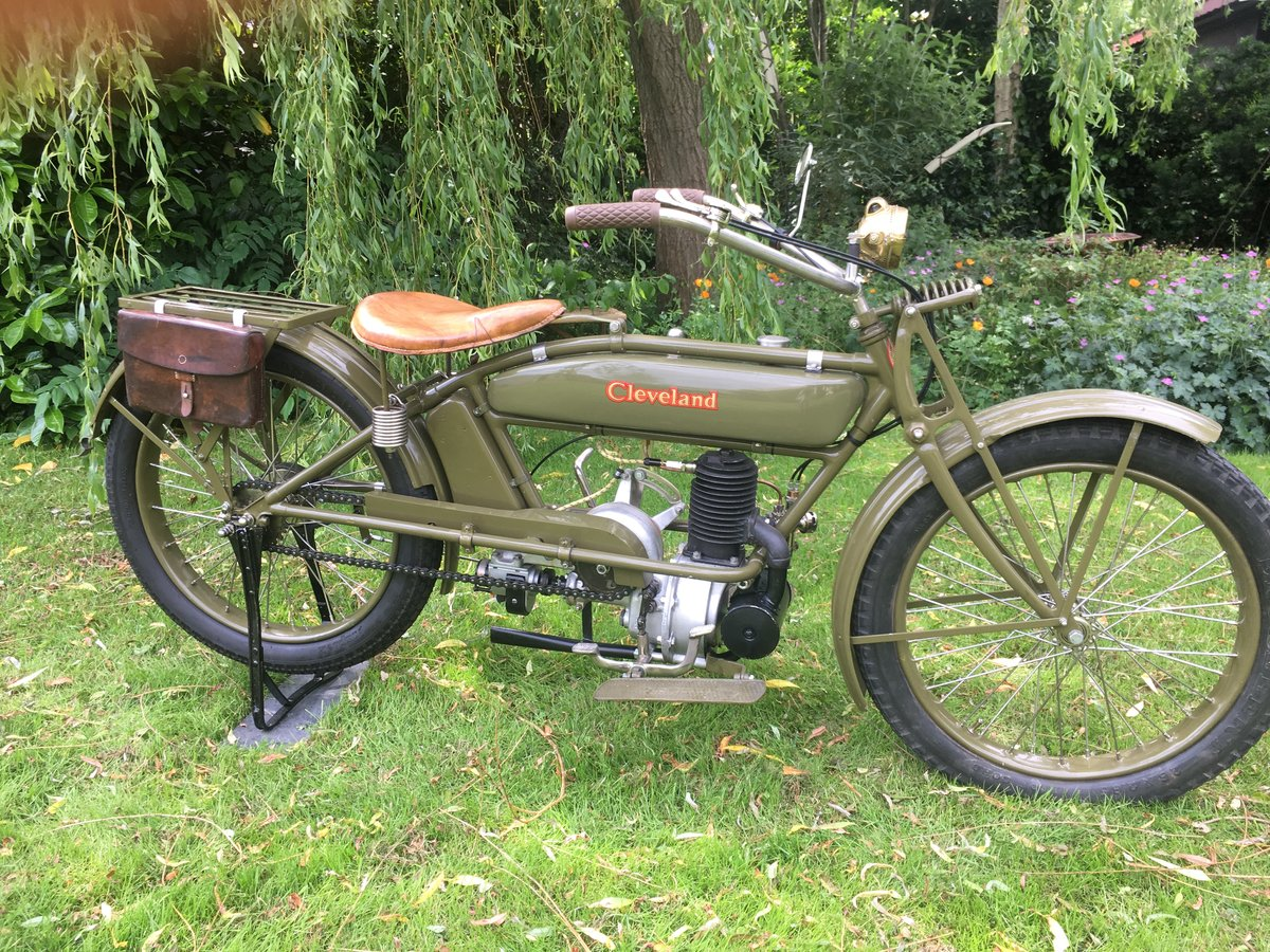 Cleveland A2 de luxe 1920 For Sale (picture 1 of 6)