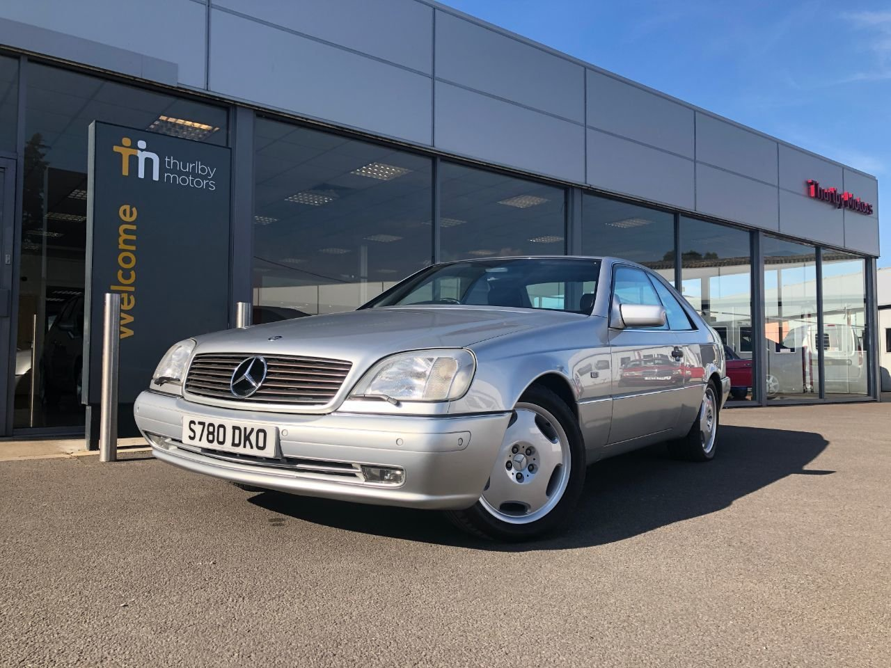 1998 Mercedes-Benz 420 For Sale (picture 1 of 5)