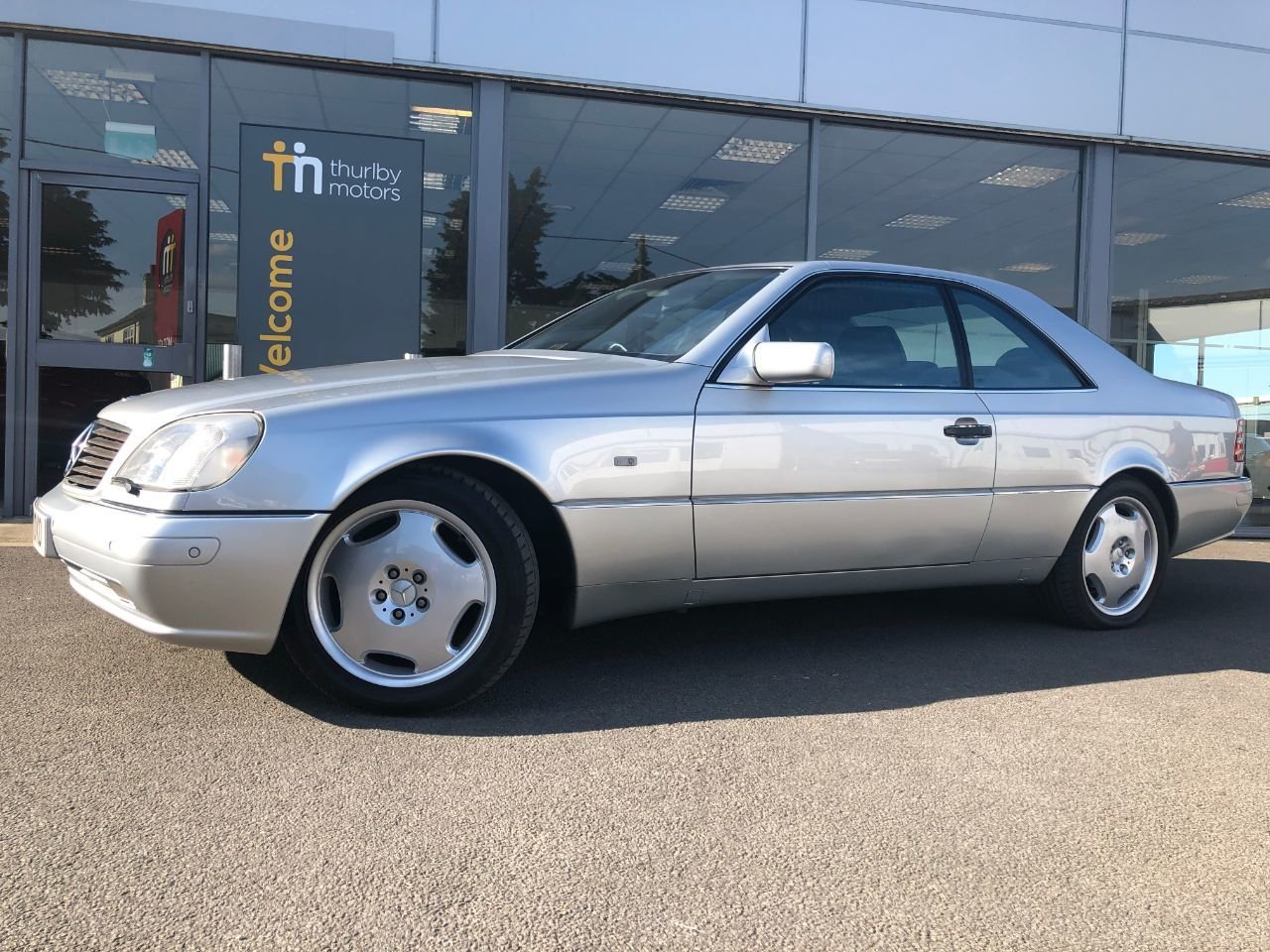 1998 Mercedes-Benz 420 For Sale (picture 2 of 5)