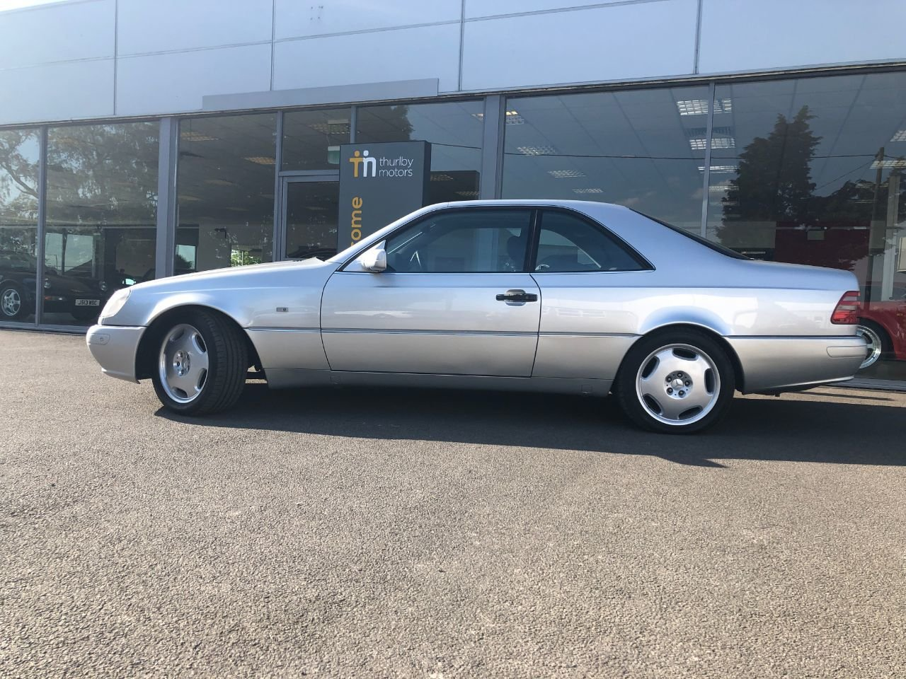 1998 Mercedes-Benz 420 For Sale (picture 3 of 5)