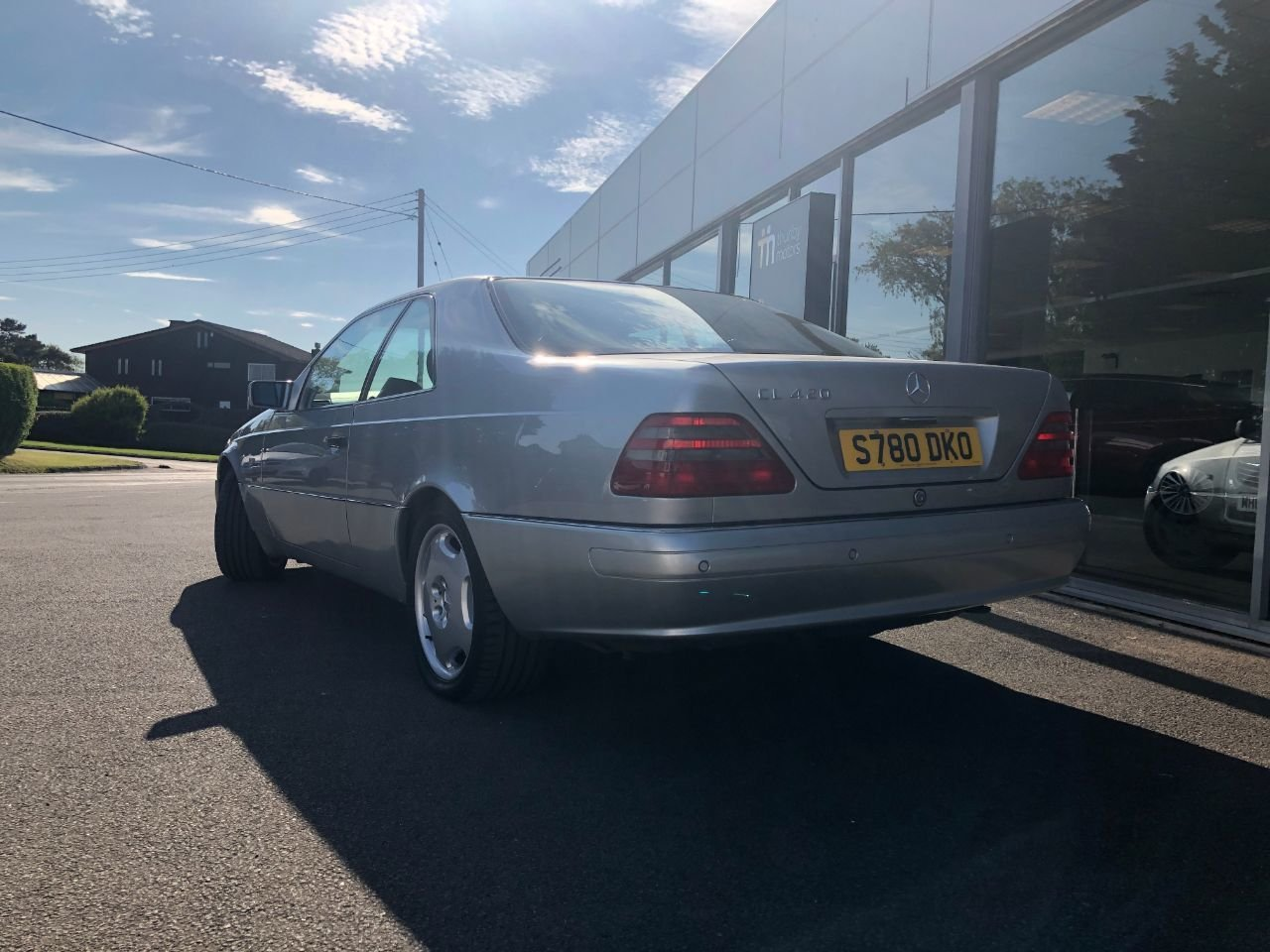 1998 Mercedes-Benz 420 For Sale (picture 5 of 5)