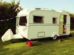 1972 Royale 4 birth caravan, full restoration done For Sale