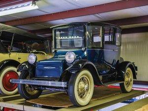 1916 Detroit Electric 95 Coupe