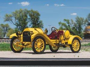 1912 Detroiter Type A Speedster Prototype