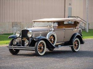 1930 Marquette 35 Sport Phaeton