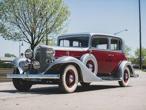 1933 LaSalle 345C Sedan