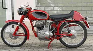 1956 Morini 175 Settebello For Sale