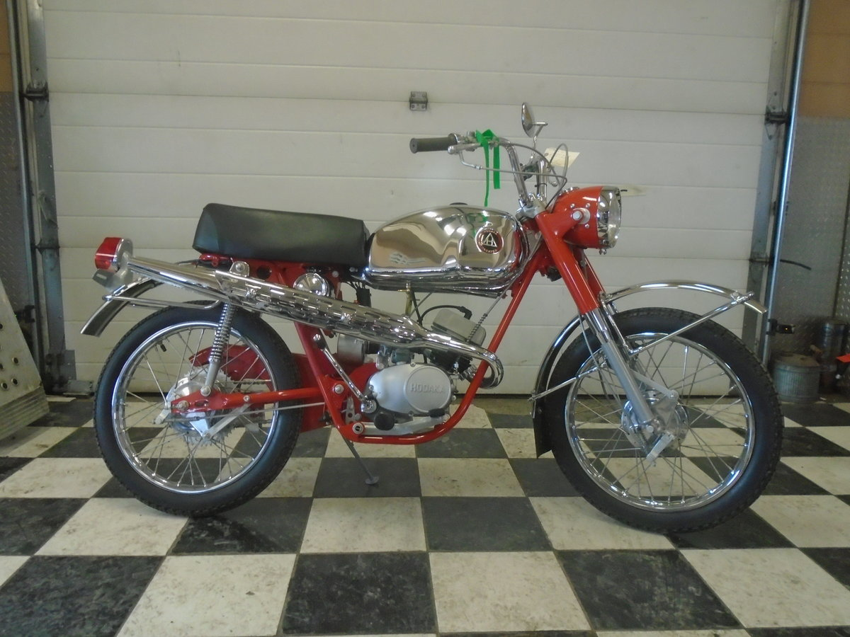 1969 Fully Restored Hodaka Collection!!! For Sale (picture 1 of 5)