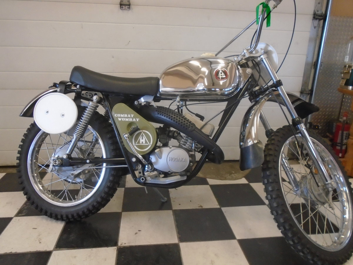 1969 Fully Restored Hodaka Collection!!! For Sale (picture 3 of 5)