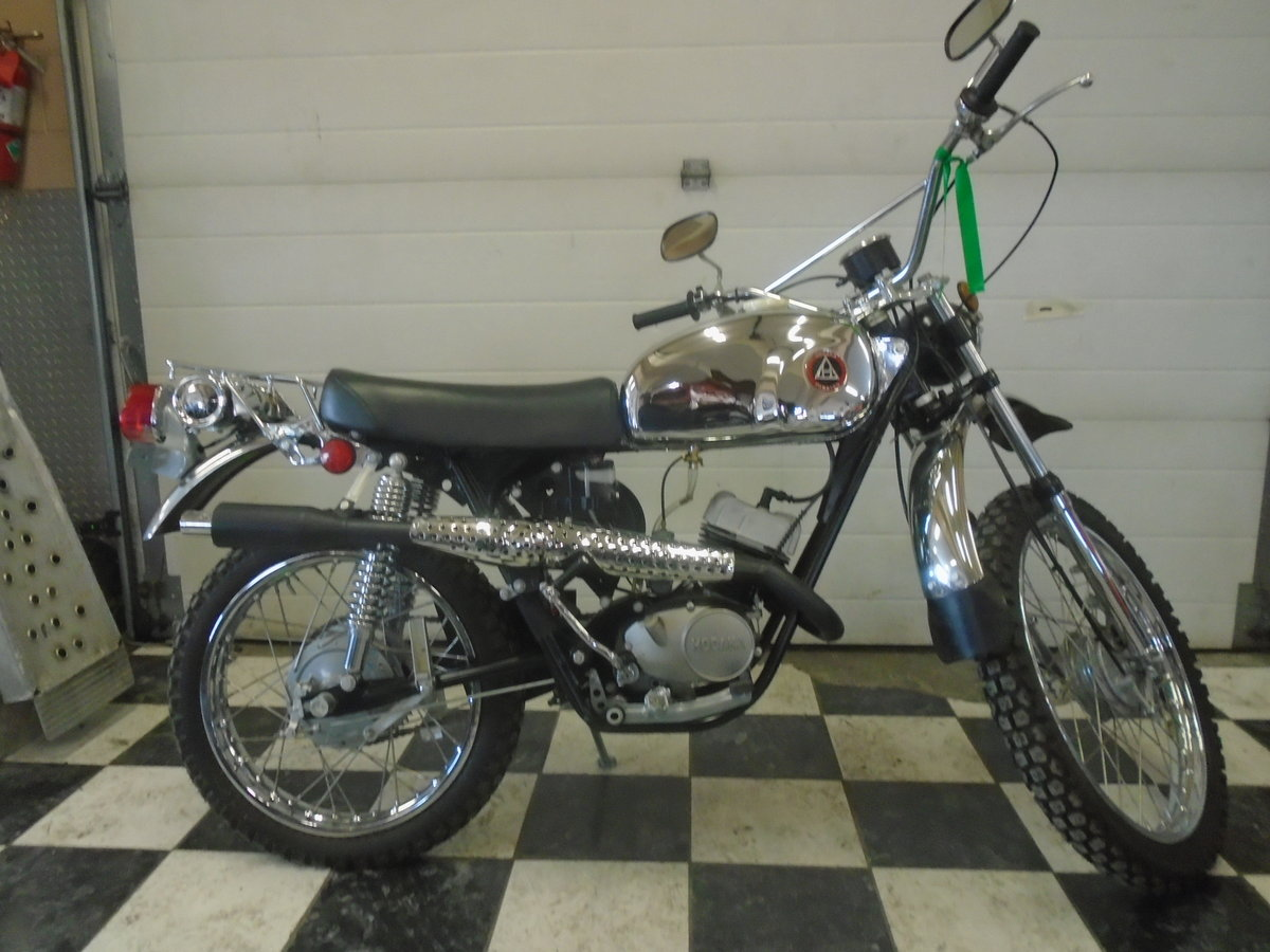 1969 Fully Restored Hodaka Collection!!! For Sale (picture 4 of 5)