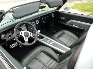 1969 Pontiac FireBird Convertible = Roadster Custom $79.2k  For Sale (picture 4 of 6)