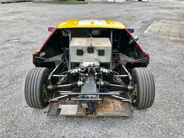 1995 Tanesini - Cartanfruit 005 - Electric Race Car For Sale (picture 5 of 6)