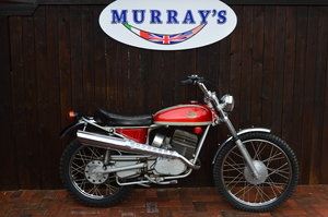 Mondial 125 Cross Radial Mk111, 1973, Extremely Ra For Sale
