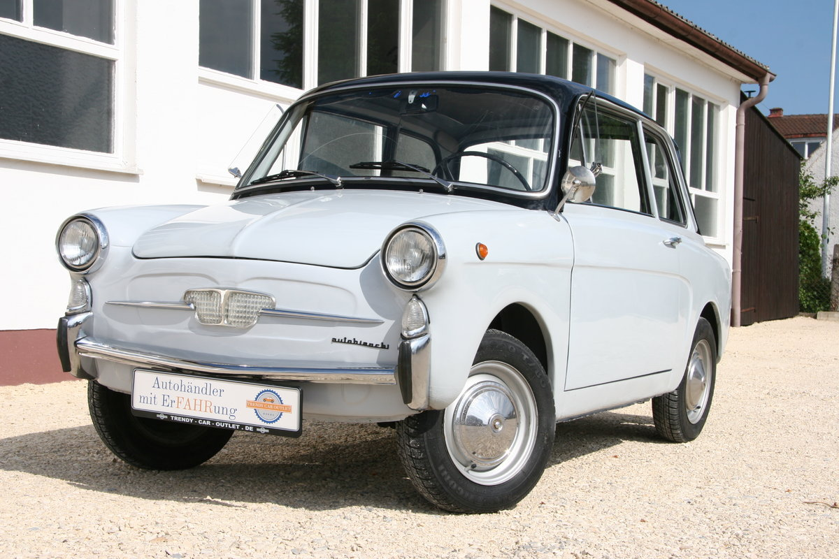1968 Autobianchi Bianchina - Berlina - restored SOLD (picture 1 of 6)