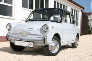 1968 Autobianchi Bianchina - Berlina - restored