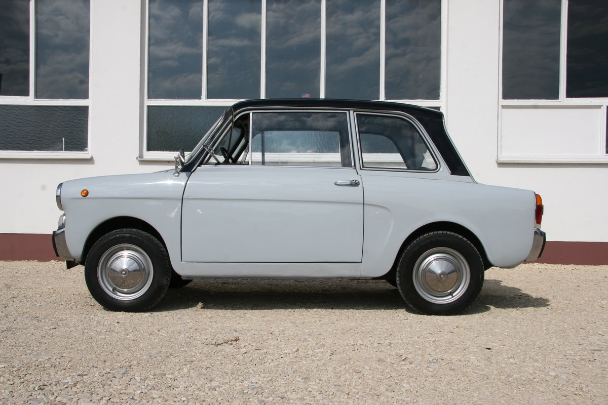 1968 Autobianchi Bianchina - Berlina - restored SOLD (picture 2 of 6)