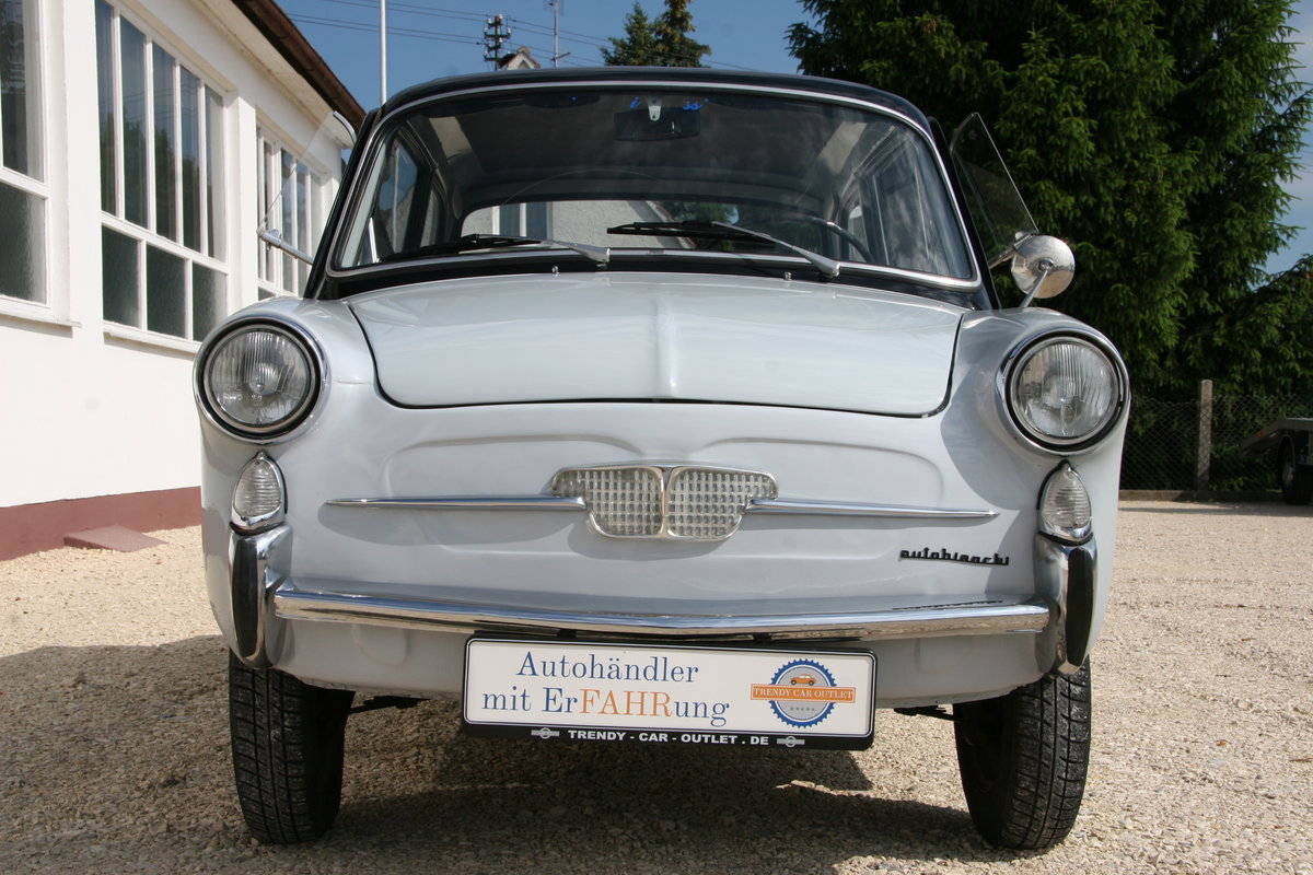 1968 Autobianchi Bianchina - Berlina - restored SOLD (picture 3 of 6)