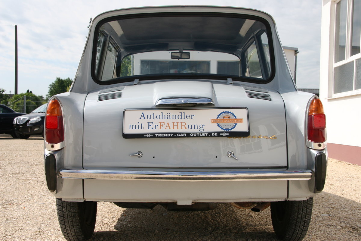 1968 Autobianchi Bianchina - Berlina - restored SOLD (picture 4 of 6)