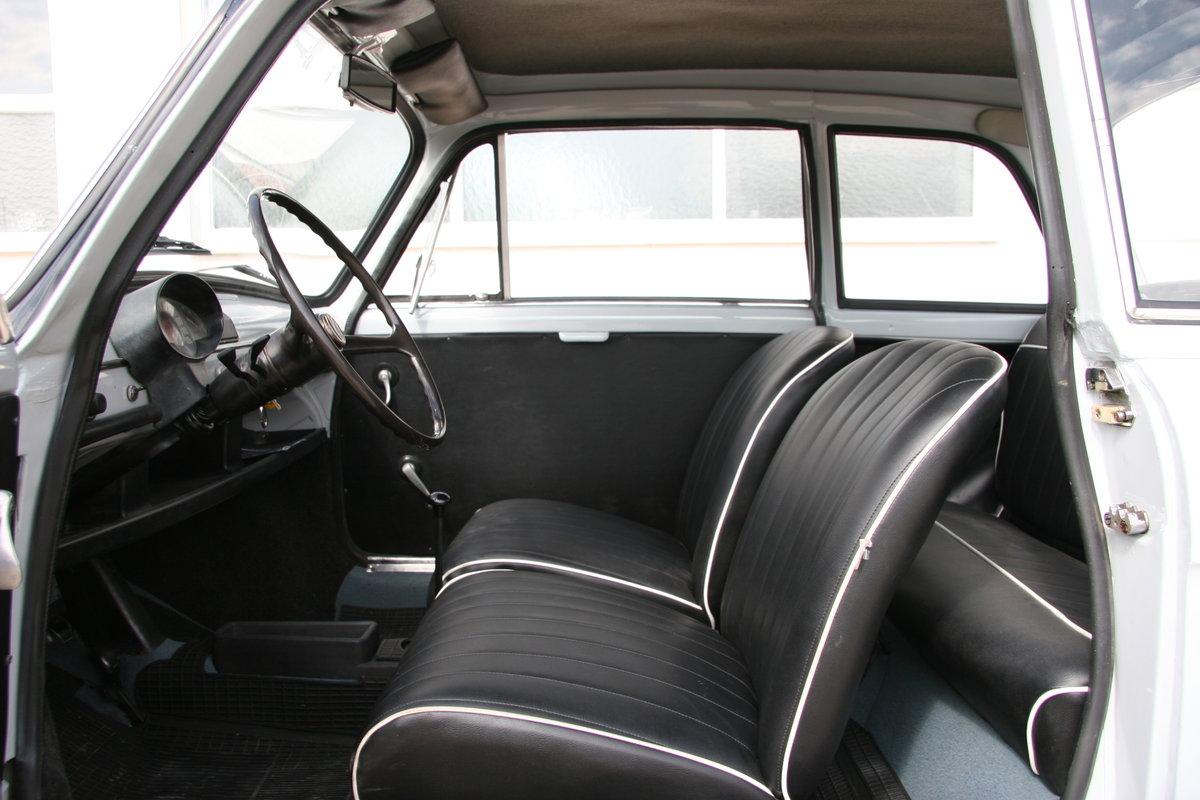 1968 Autobianchi Bianchina - Berlina - restored SOLD (picture 5 of 6)