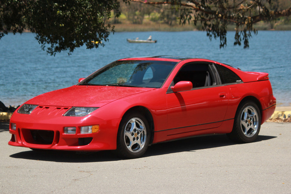 1992 Nissan 300ZX Twin Turbo T-Tops Auto many Mods 400HP $26k For Sale (picture 1 of 6)