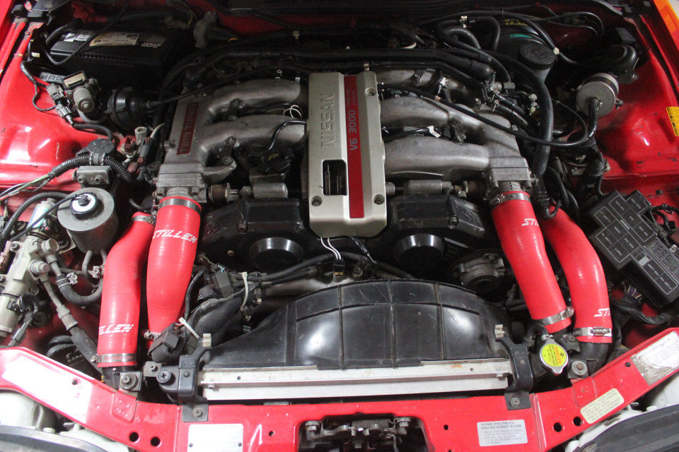 1992 Nissan 300ZX Twin Turbo T-Tops Auto many Mods 400HP $26k For Sale (picture 6 of 6)