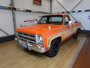 1976 GMC 15 Sierra Classic 350CU V8 Longbed Pick Up