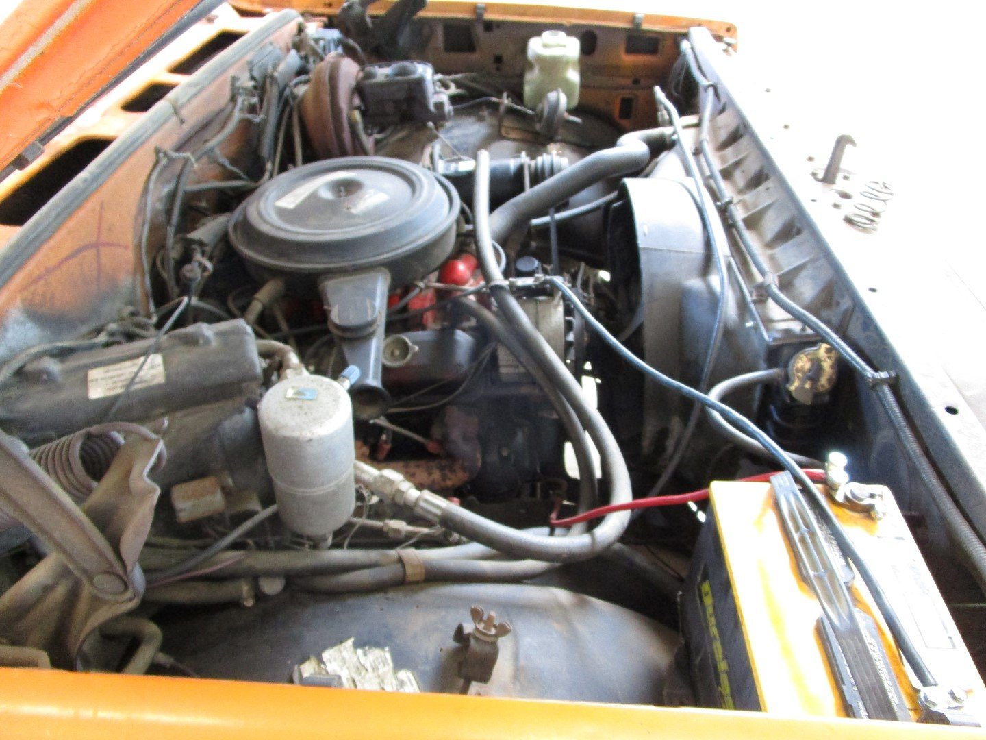 1976 GMC 15 Sierra Classic 350CU V8 Longbed Pick Up For Sale (picture 5 of 6)