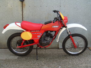 Fantic TX190 Super 6 50cc - 1979 Running Unfinished Project SOLD
